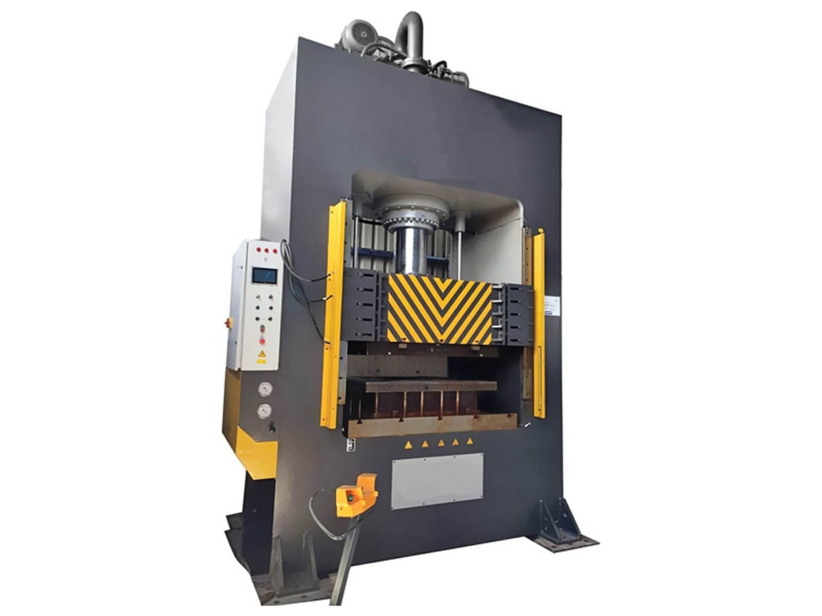 Hydraulic Drawing Press