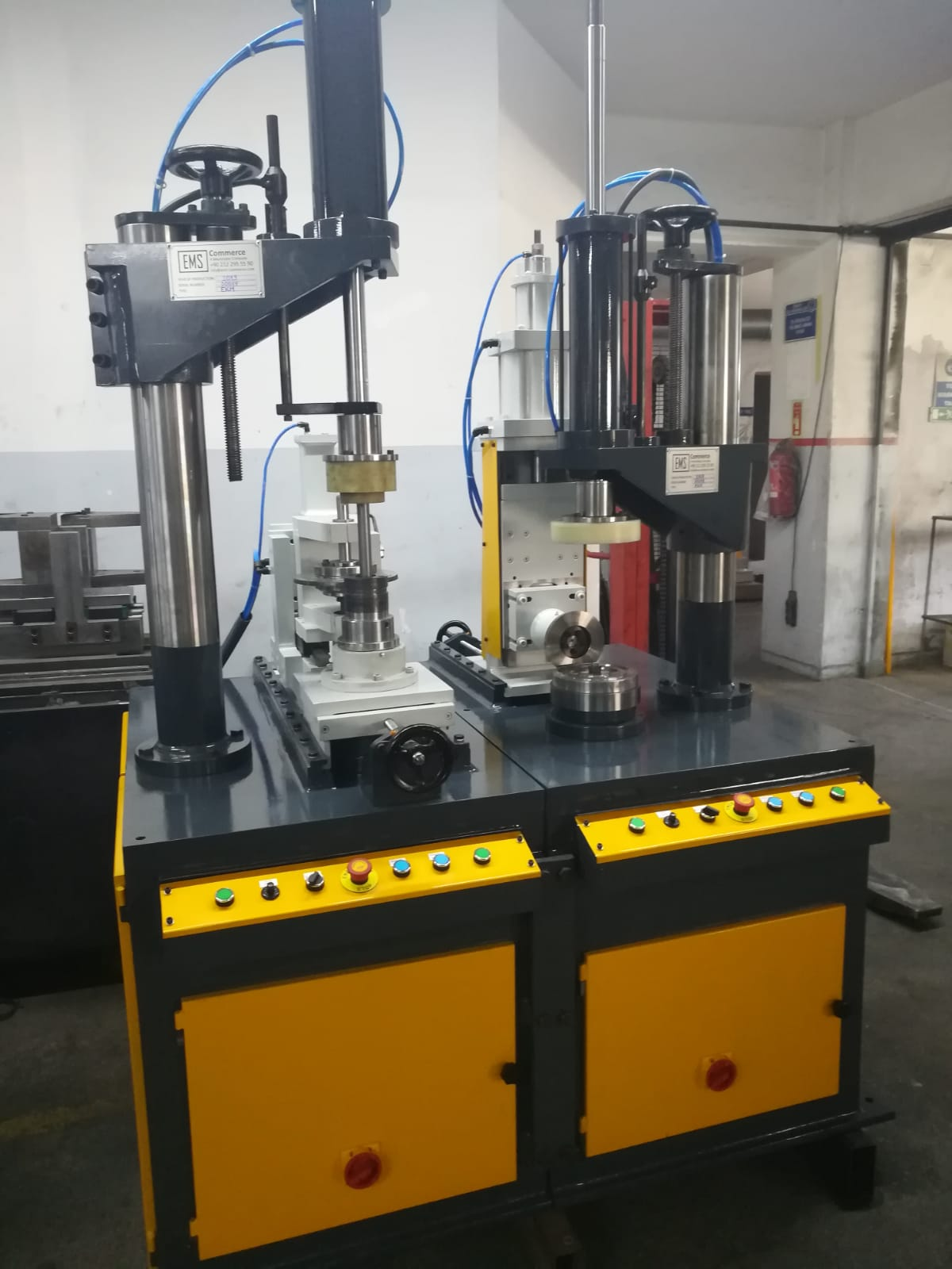 Trimming and Forming Machine