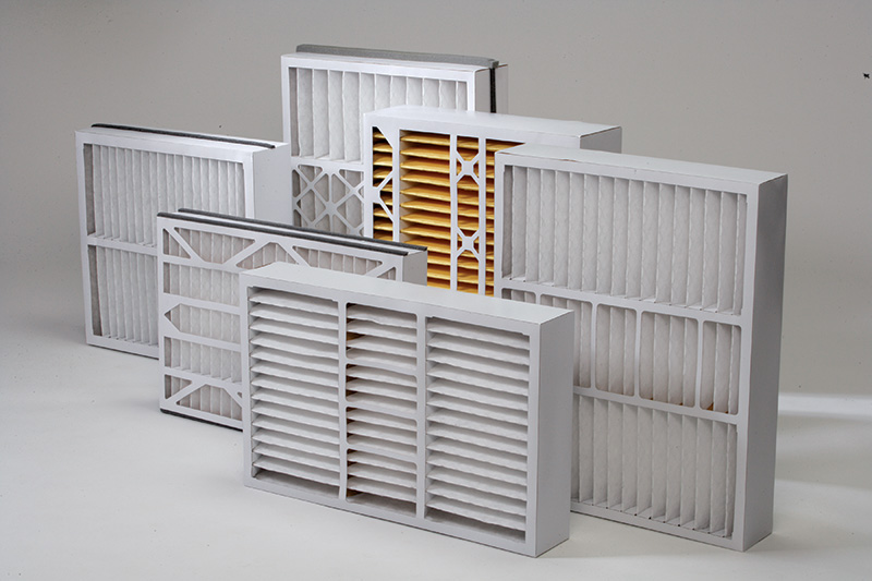 Cartridge Type Ventilation Filters