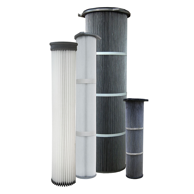 Filters for Dusts and Sandblasting