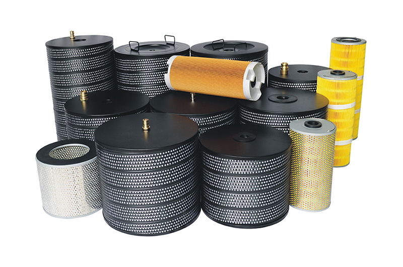 Filters for Wire Erosion