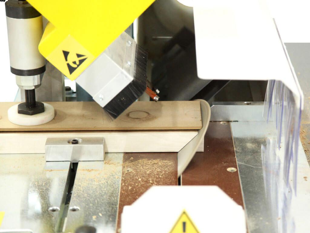 Door manufacturing machines