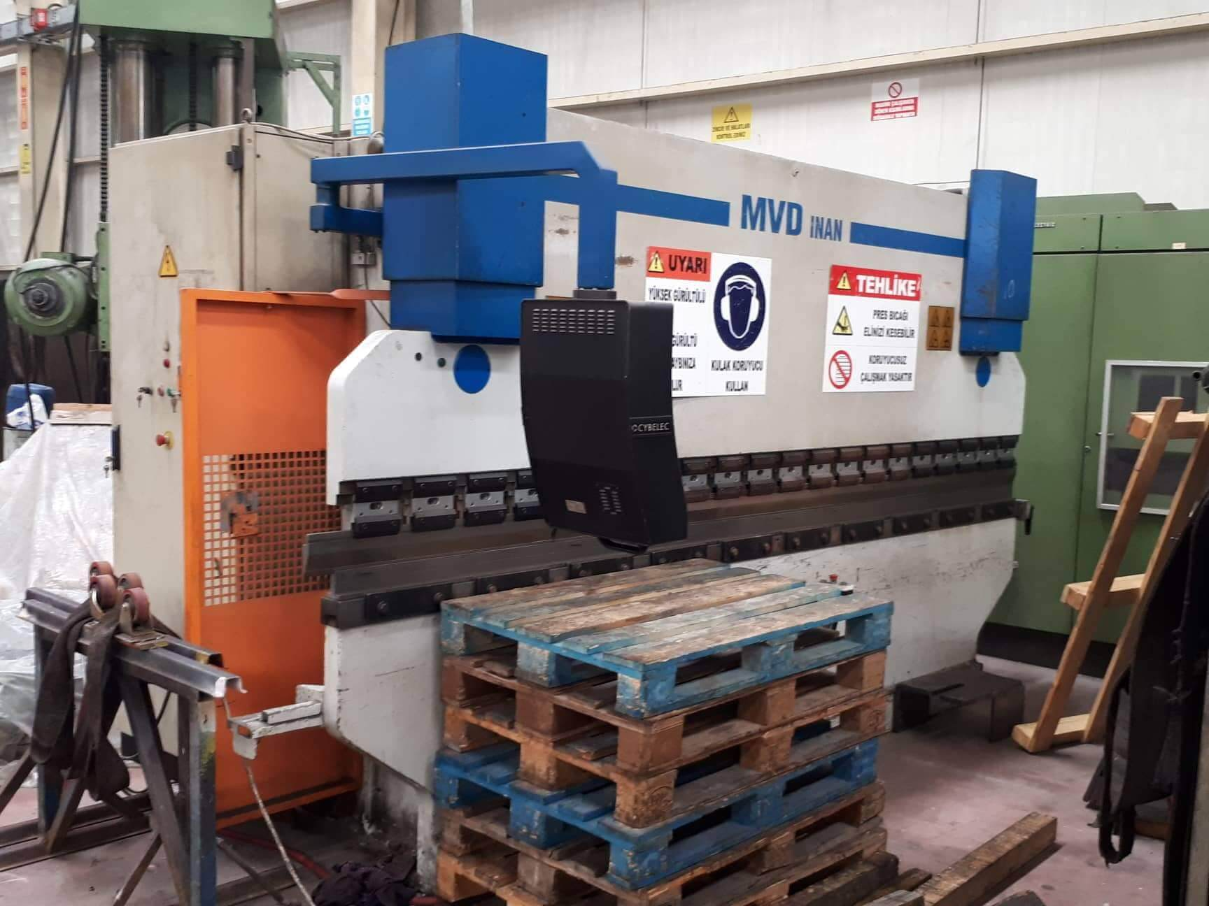 TR Inan CNC Press Brake