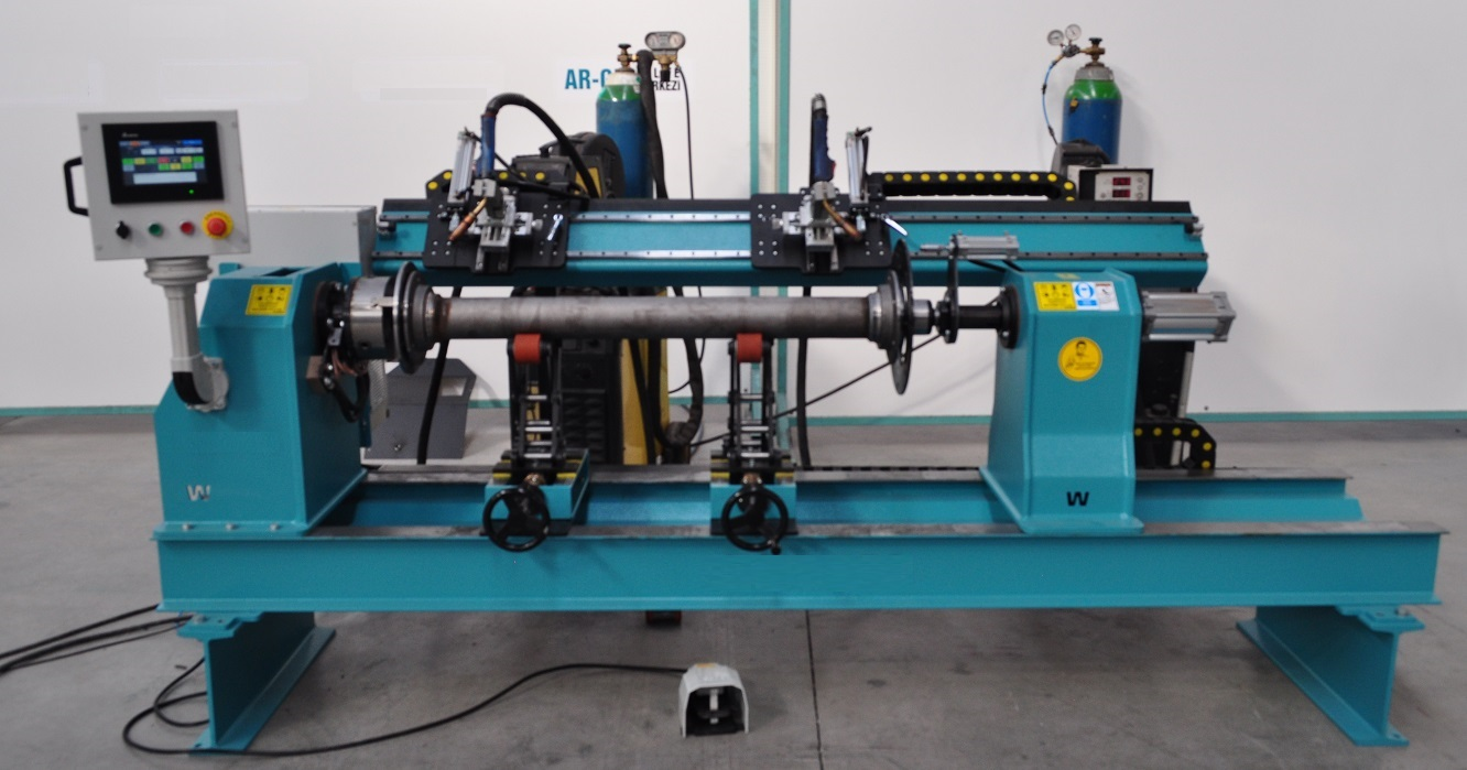 Cylindrical Welding Machine