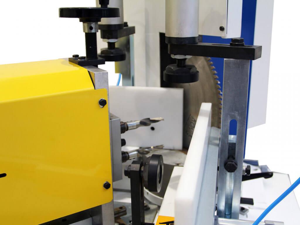 TR Door Manufacturing Line